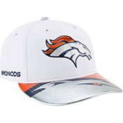 New Era Men's Denver Broncos 2017 NFL Draft 59Fifty Fitted White Hat