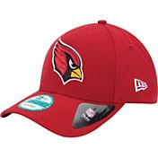 New Era Men's Arizona Cardinals League 9Forty Adjustable Red Hat