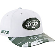 New Era Men's New York Jets 2017 NFL Draft 59Fifty Fitted White Hat
