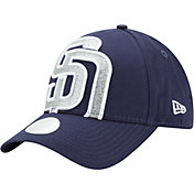 New Era Women's San Diego Padres 9Forty Glitter Glam Adjustable Hat