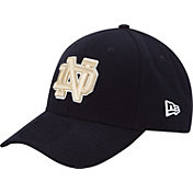 New Era Women's Notre Dame Fighting Irish Navy 9TWENTY Adjustable Hat