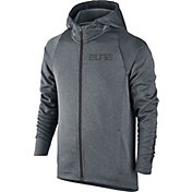 Nike Boys' Therma Elite Full Zip Basketball Hoodie