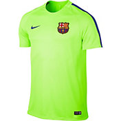 Nike Men's Barcelona Ghost Green/Royal Training Top