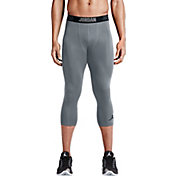 Jordan Men's AJ All Season 3/4 Length Compression Tights