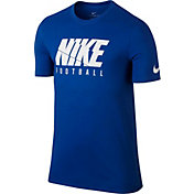 Nike Men's Dry Top Logo Graphic T-Shirt