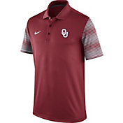 Nike Men's Oklahoma Sooners Crimson Early Season Coach Polo