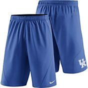 Nike Men's Kentucky Wildcats Blue Fly XL 5.0 Football Sideline Shorts