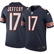 Nike Men's Color Rush 2016 Chicago Bears Alshon Jeffery #17 Legend Game Jersey