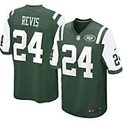 Nike Men's New York Jets Darrelle Revis Home Game Jersey