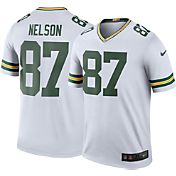 Nike Men's Color Rush 2016 Green Bay Packers Jordy Nelson #87 Legend Game Jersey
