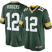 Nike Men's Home Limited Jersey Green Bay Packers Aaron Rodgers #12