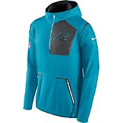 Nike Men's Carolina Panthers Sideline 2016 Alpha Fly Rush Blue Jacket