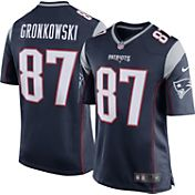 Nike Men's Home Game New England Patriots Rob Gronkowski #87 Jersey