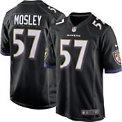 Nike Men's Alternate Game Baltimore Ravens C.J. Mosley #57 Jersey