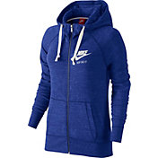 Nike Women's Gym Vintage Full Zip Hoodie