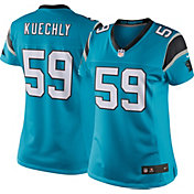 Nike Women's Color Rush 2016 Limited Jersey Carolina Panthers Luke Kuechly #59