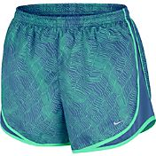 Nike Women's Dry Tempo Printed Running Shorts