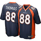 Nike Youth Home Game Jersey Denver Broncos Demaryius Thomas #88