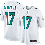 Nike Youth Away Game Jersey Miami Dolphins Ryan Tannehill #17