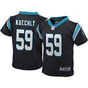 Nike Toddler Home Game Jersey Carolina Panthers Luke Kuechly #59