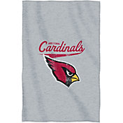 Northwest Arizona Cardinals Sweatshirt Blanket