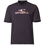 O'Neill Men's Core Wave Short Sleeve Rash Guard