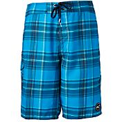 O'Neill Men's Santa Cruz Plaid 2.0 Board Shorts