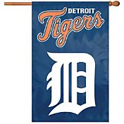 Party Animal Detroit Tigers Applique Banner Flag