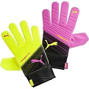 PUMA Adult evoPOWER Tricks Grip 4.3 Soccer Goalie Gloves