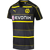 PUMA Men's Borussia Dortmund 16/17 Replica Away Jersey