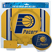 Rawlings Indiana Pacers Softee Basketball Hoop and Ball Set