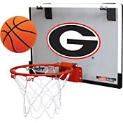 Rawlings Georgia Bulldogs Game On Backboard Hoop Set