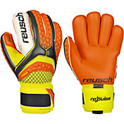 Reusch Adult Pulse Pro M1 Roll Finger Soccer Goalie Gloves