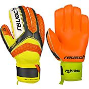 Reusch Adult Pulse S1 Finger Support Soccer Goalie Gloves