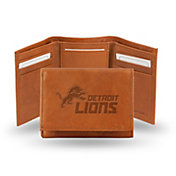 Rico NFL Detroit Lions Embossed Tri-Fold Wallet