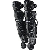 Schutt AiR-U5 Elite Fitted Umpire's Leg Guards
