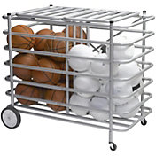 Tandem Double-Sided Locking Ball Cage