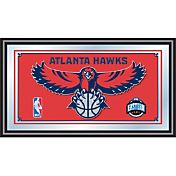 Trademark Games Atlanta Hawks Framed Mirror