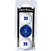 Team Golf Duke Blue Devils Golf Balls - 3-Pack