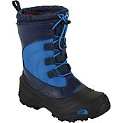 The North Face Kids' Alpenglow IV Lace Waterproof Winter Boots
