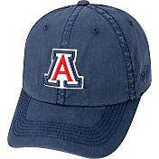 Top of the World Men's Arizona Wildcats Navy Crew Adjustable Hat