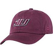 Top of the World Men's Southern Illinois Salukis Maroon Crew Adjustable Hat