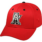 Top of the World Youth South Dakota Coyotes Red Rookie Hat