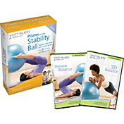 STOTT PILATES Pilates on the Stability Ball DVD Set