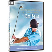 STOTT PILATES Warm Up DVD for Golfers
