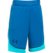 Under Armour Girls' Pop A Shot Basketball Shorts