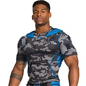 Under Armour Men's Gameday Armour 5-Pad Camo Football Shirt