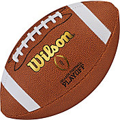 Wilson College Football Playoff Replica Junior Football
