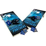 Wild Sports 2' x 4'  Carolina Panthers Tailgate Bean Bag Toss Shields