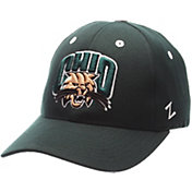 Zephyr Men's Ohio Bobcats Green Competitor Adjustable Hat